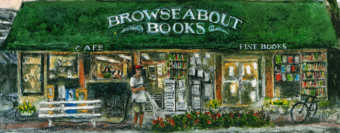 Browseabout Books, Rehoboth Beach, DE
