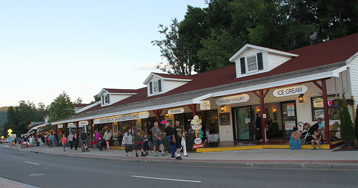 The Corner Shop, Lake George,NY