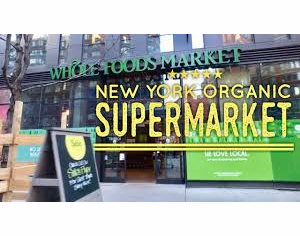Whole Foods Market, Tribeca, NY