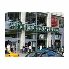 Whole Foods Market, Union Square, NY