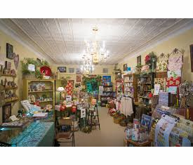 William & Mary Gift Shop, Indiana, PA