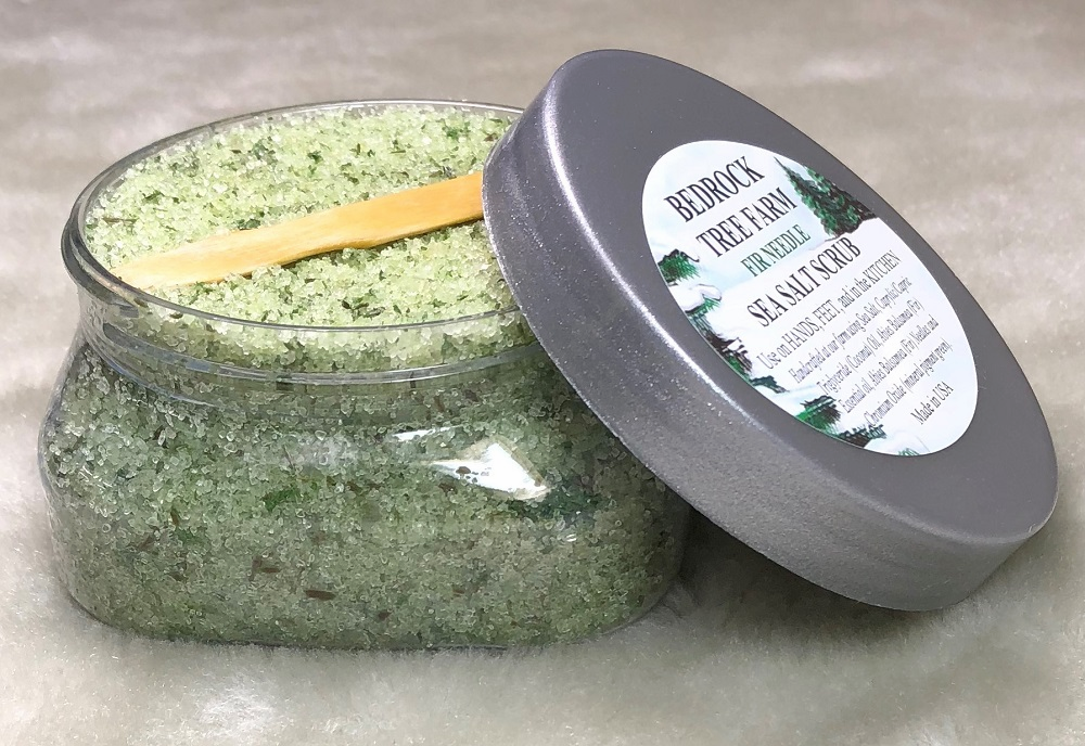 FIR NEEDLE SEA SALT SCRUB
