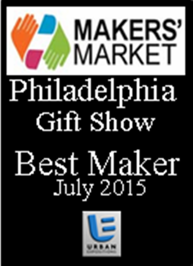 BEST MAKER 2015 PHILADELPHIA GIFT SHOW