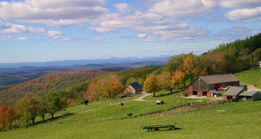 Merck Forest and Farmland Center, Rupert, VT