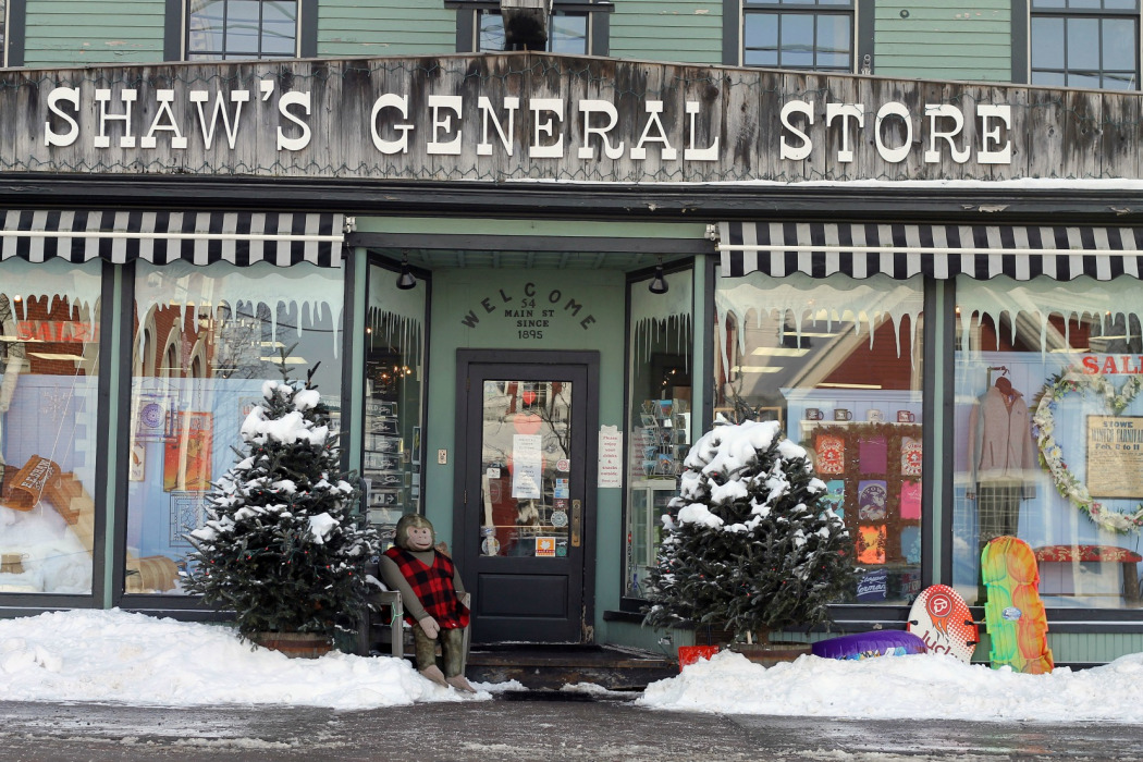 Shaw's General Store, Stowe, VT