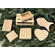 HANDCRAFTED WOODEN SOAP DISHES - For a limited time use coupon code SOAPDISH and receive a free soap dish with your purchase.