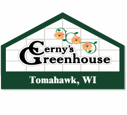 Cerney's Greenhouse, Tomahawk, WI