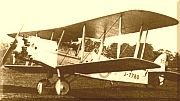De Havilland DH. 56 Hyena