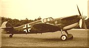 Hispano Aviacion HA-1109  / HA-1112 Buchon