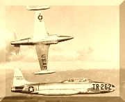 Lockheed T-33 / TV-1/  TV-2 Shooting Star