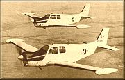 Beechcraft Model 36 Bonanza  / QU-22 Pave Eagle