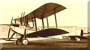 Armstrong Whitworth F.K.3 Little Ack