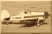 Ag Commander S-2 Thrush