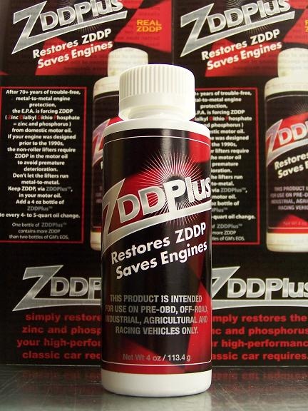 1 ZDDPlus ZDDP Engine Oil Additive - Save your Engine!