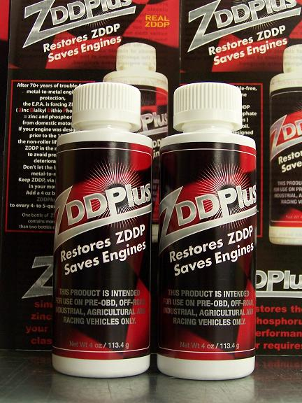 2 ZDDPlus ZDDP Engine Oil Additive - Save your Engine!