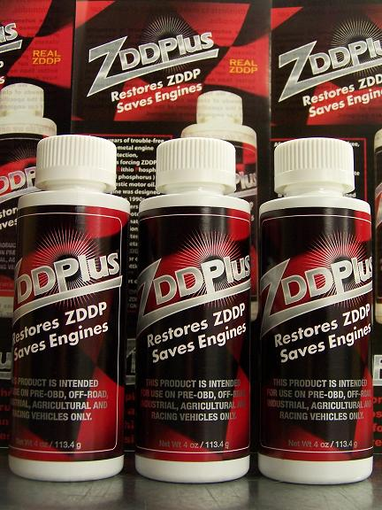 3 ZDDPlus ZDDP Engine Oil Additive - Save your Engine!