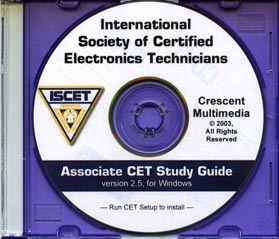 electronics cet certification study guides and practice tests rh store nesda iscet org