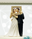 """Picture Perfect"" Couple Figurine"