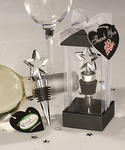 Vineyard Collection™ Star Design Wine Stoppers