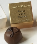 Fudge Love� Truffles-Gold Box - 1 Piece (1.5oz.)