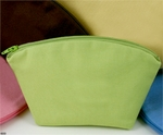 Cotton Small Cosmetic Bag