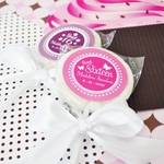 Sweet Sixteen (or 15) Personalized Lollipop Favors