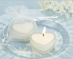 Heart & Love Candles