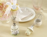 �About to Hatch� Stainless-Steel Egg Whisk in Showcase Gift Box