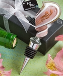 MURANO GLASS COLLECTION WINE BOTTLE STOPPER