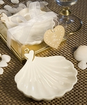 Shell Design Dish from the Porcelain Remembrances Collection