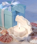 Exceptional Shell Design Candle