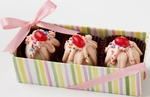 3pc Birthday Party Truffles - (2.25oz)