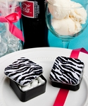 Zebra Stripe Design Mint Tin Favors