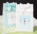 Sweet Shoppe Candy Boxes - Mod Monogram (set of 12)