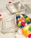Clear Top Mint Tin