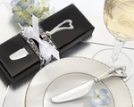 �Spread the Love� Chrome Spreader with Heart-Shaped Handle