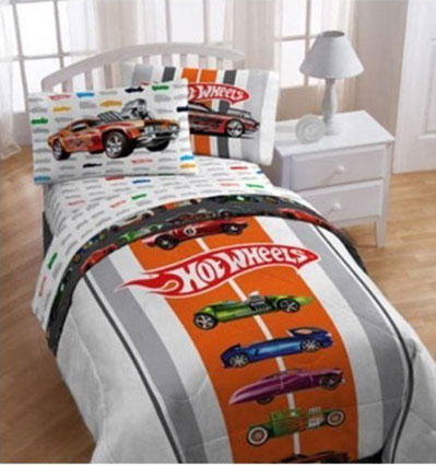 Out of stock Hot Wheels Twin/Full Comforter