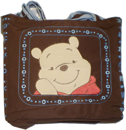 Out of Stock Winnie the Pooh Mini Diaper Bag - Boys