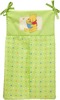Disney Baby Pooh Playful Day Diaper Stacker