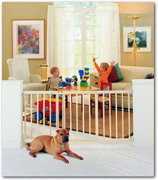 Wide Stairway Swing Child Safety Gates