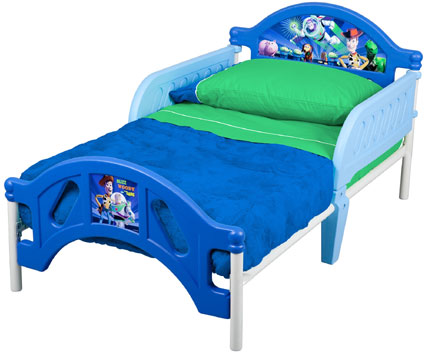 Disney Toy Story Toddler Bed