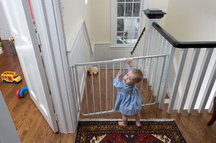 Stairway Special Baby Safety Gate