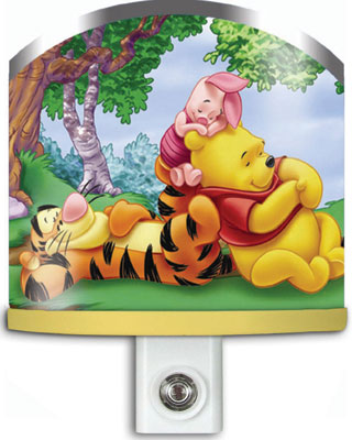 Out of Stock Winnie The Pooh Night Light with Sensor