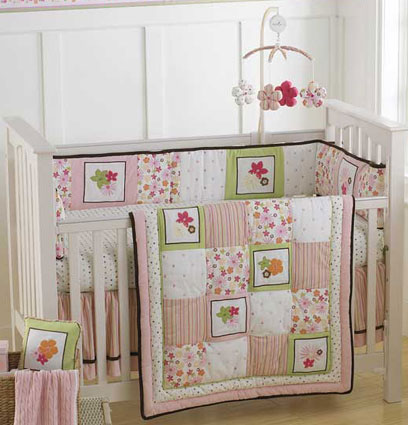 Hannah Baby Crib Bedding By Nautica Kids