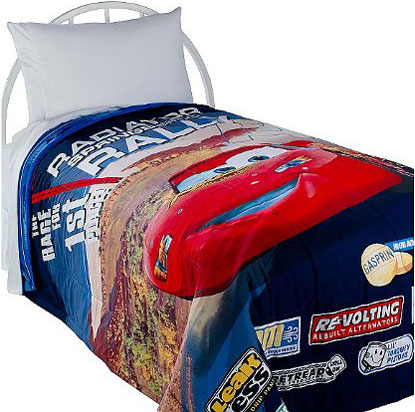 Out of stock Disney Cars Light-Up Comforter Twin / Full