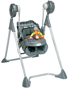Out of stock Adjustable Baby Swing with Mini Maestro