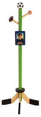 All Star Sports Clothestand/Growth Chart Free Shipping