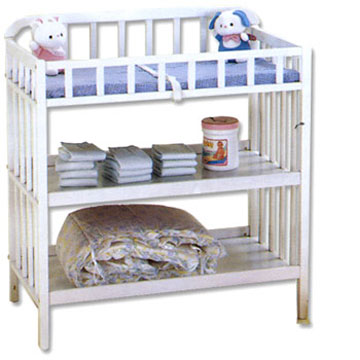 Contemporary Baby Changing Table