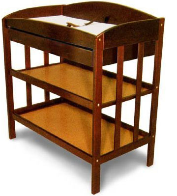 Milena Baby Changer with Drawer