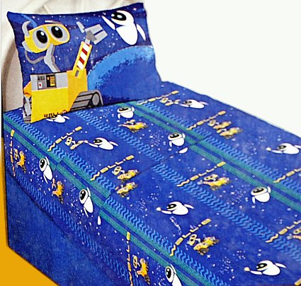 Disney Wall E Twin Sheet Set